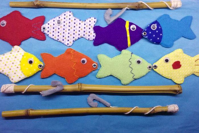 Sábado tem pescaria no espaço kids do Shopping Novo Batel