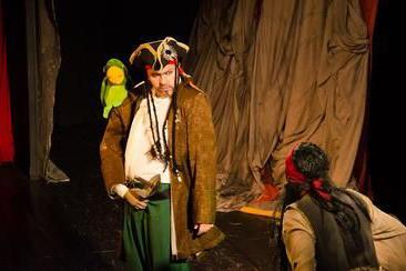 Piratas e caçadores de tesouro invadem o Teatro Fernanda Montenegro neste domingo