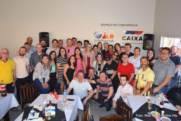 CAA/PR inaugura 16º espaço de lazer e entretenimento para advogados em Pitanga