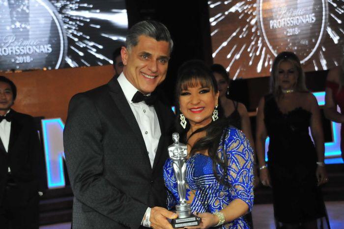 Cobertura da entrega do Prêmio Profissionais do Ano 2018