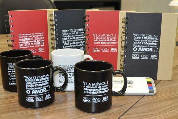 CAA/PR lança linha de produtos inspirada no Coral dos Advogados