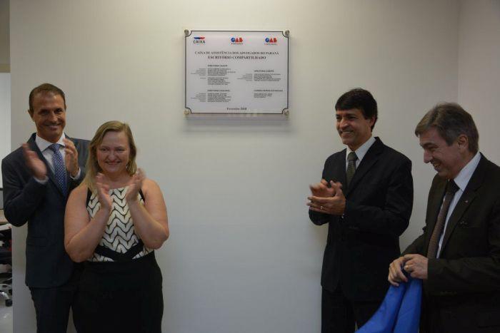 CAA/PR entrega quarta unidade do projeto Escritórios Compartilhados