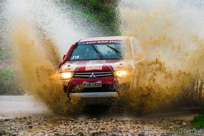 Paranaenses têm boa estreia no Brasileiro de Rally Cross Country