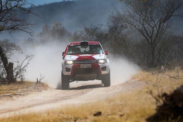 Paranaenses encerram em 5º no mais desafiador Rally dos Sertões de todos os tempos