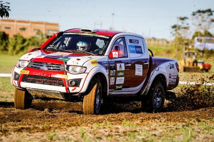Paranaenses correm Mitsubishi Cup de olho no Rally dos Sertões