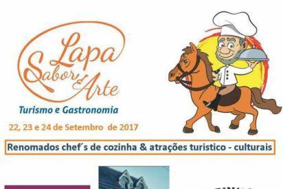 Lapa recebe o evento Sabor & Arte para celebrar a gastronomia e cultura locais