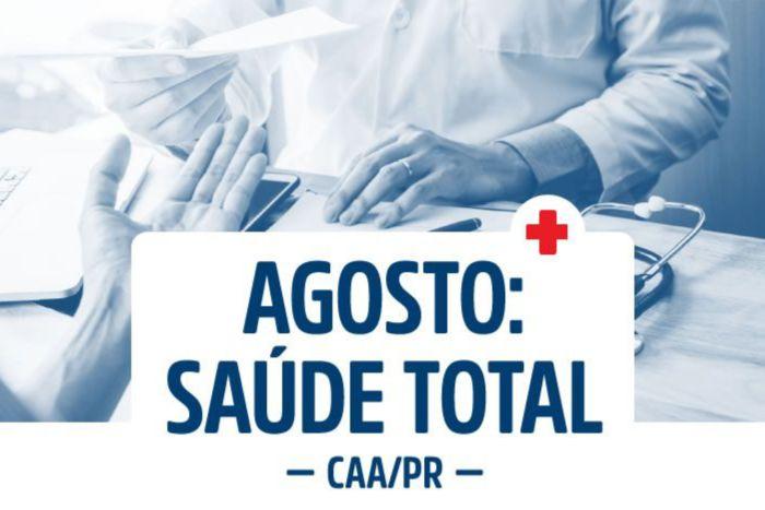 Caixa de Assistência do Paraná prepara programa de saúde para celebrar o mês do advogado