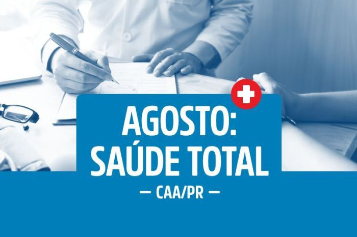 Programa Agosto: Saúde Total já registrou mais de mil agendamentos