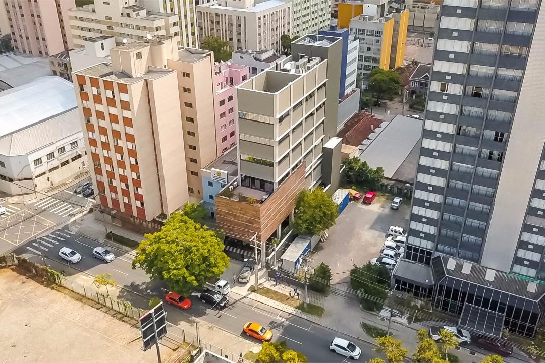 CREF9/PR inaugura hoje primeiro prédio ecológico de conselho profissional no Brasil