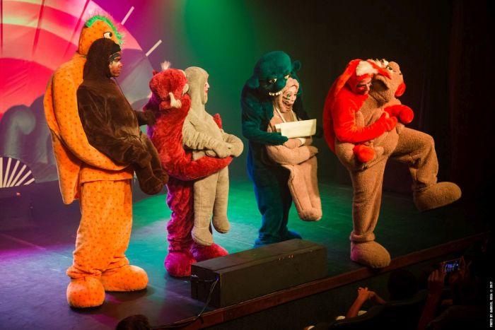 8º Festival Comédia EnCena traz peças infantis e para adolescentes