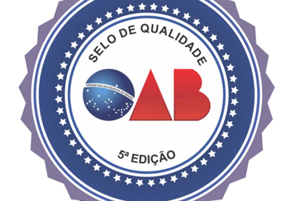Universidade Positivo recebe selo de qualidade da OAB