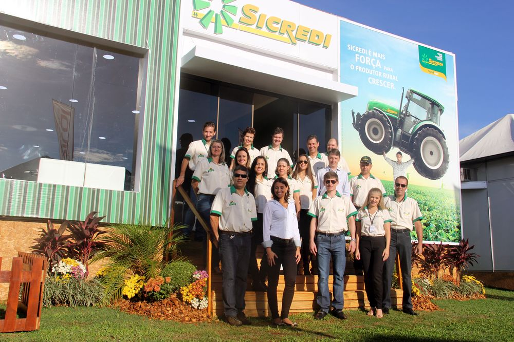 Sicredi oferece R$ 120 milhões em crédito durante Show Rural Coopavel