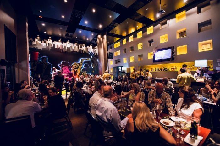 Full Jazz Bar homenageia Frank Sinatra