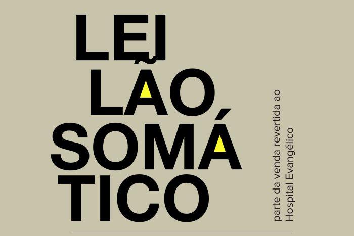 SOMA Galeria realiza leilão de obras com parte da renda revertida ao Hospital Evangélico