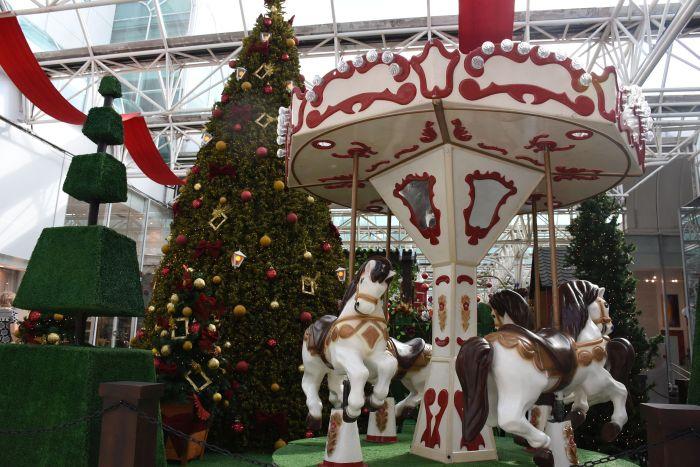 Campanha Natal dos Sonhos prossegue até 24 de dezembro no Shopping Novo Batel