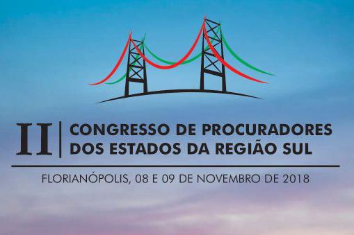 APEP oferece subsídio para associados participarem do II Congresso de Procuradores da Região Sul