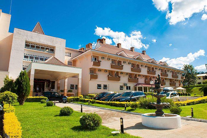 Atividades recreativas para crianças agitam verão do Thermas Piratuba Park Hotel