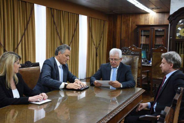 TCE-PR garante total apoio a congressos do IPDA em Foz do Iguaçu