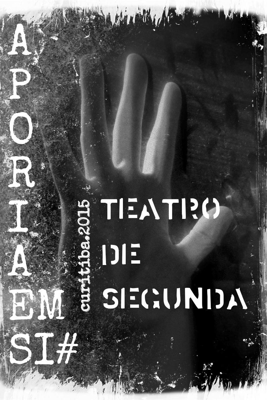 Companhia de teatro traz para o palco uma aporia, um beco sem saída