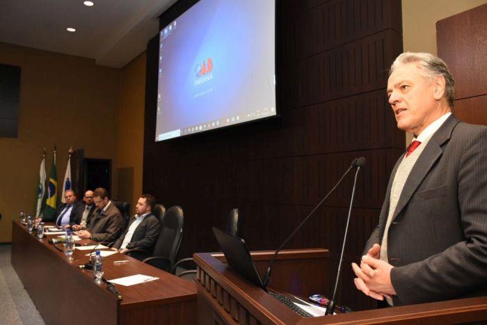 Presidente do IPDA aborda portais da transparência em evento sobre controle da administração pública