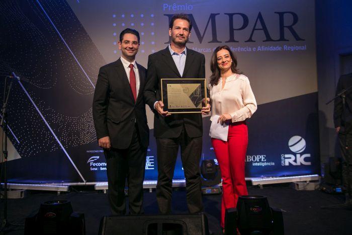 Construtora Thá vence Prêmio Ímpar 2017