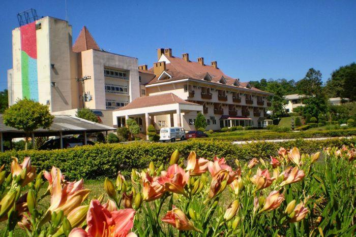 Thermas Piratuba Park Hotel divulga programação para Natal e Réveillon