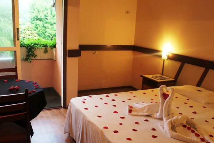 Thermas Piratuba Park Hotel estimula o clima de romance