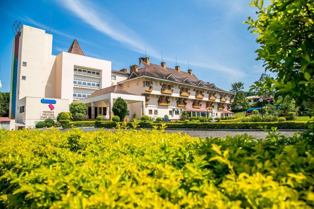 Thermas Piratuba Park Hotel ganha novo site mais moderno e ágil