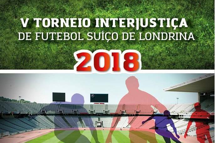 Inscrições abertas para o V Torneio Interjustiça da OAB Londrina