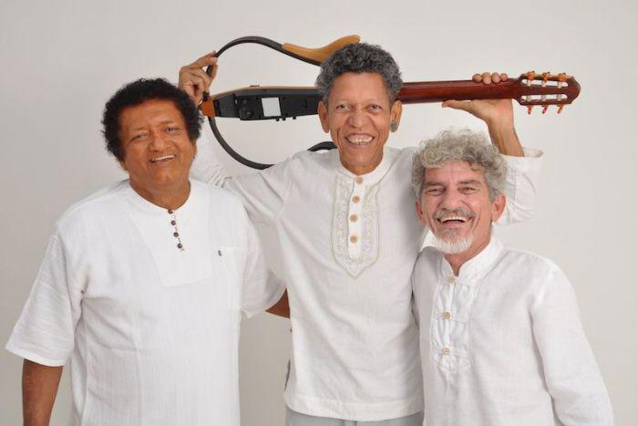 Trio Roraimeira traz sonoridade do norte em animado show na Caixa Cultural Curitiba