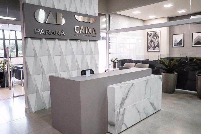 Serviços da CAA/PR começam a funcionar no Edifício Tuparandi em Londrina