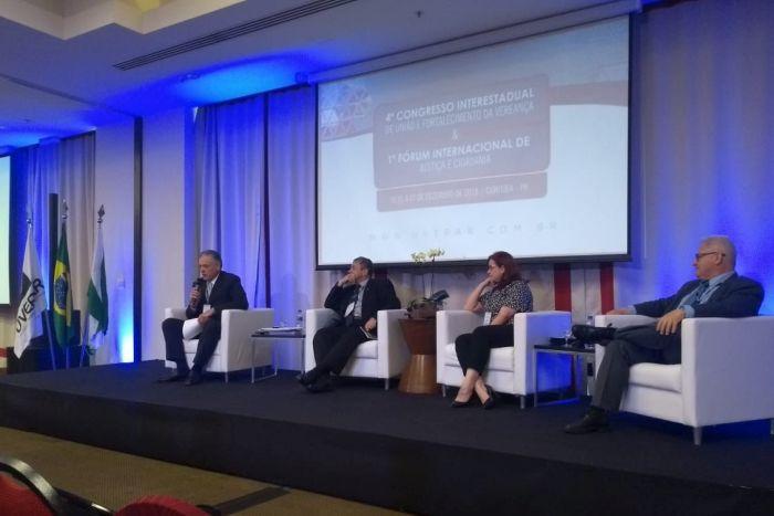 Diretoria do IPDA aborda inovações legislativas em congresso da Uvepar