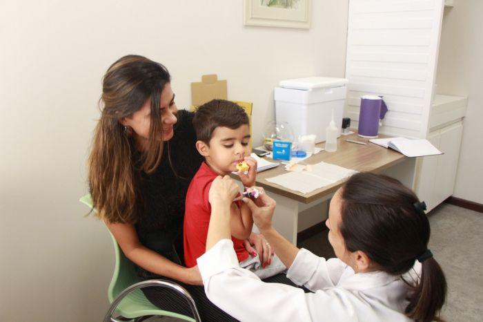 Seccional do Paraná é a primeira do país a iniciar campanha de vacinação antigripal