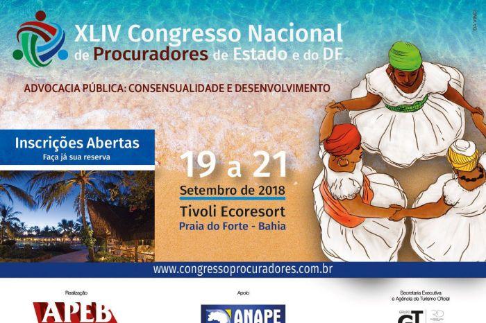 APEP divulga contemplados com viagem e inscrição para Congresso Nacional