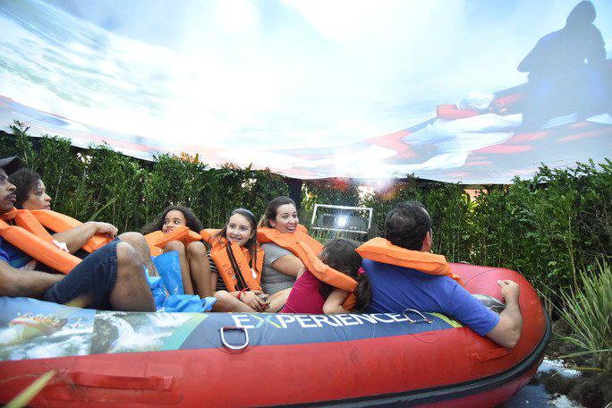 Destino Iguaçu vai oferecer passeio virtual às Cataratas e Itaipu na Mostra Viajar