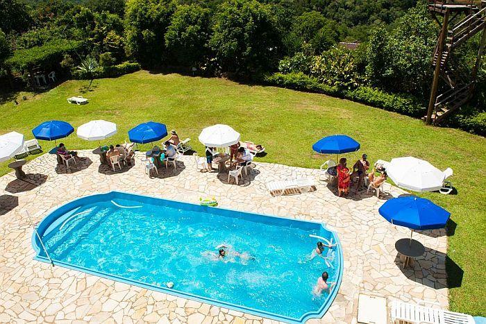 Águas termais: opção de relaxamento no feriado de Páscoa e Tiradentes